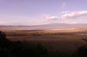 sundown-ngorongoro
