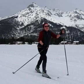 Schi Österreich Februar 2013+ Riesengebirge