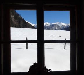 Winter 2014  im Gasteiner Tal/ Österreich