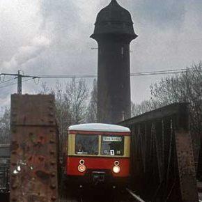 Wasserturm Ostkreuz 1986