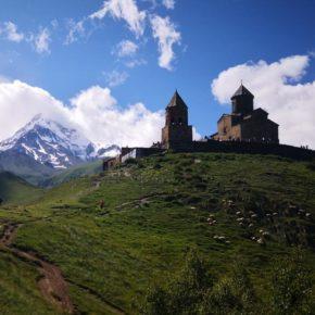 Georgien- Armenien- Kiew 2019